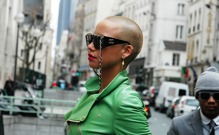 "is amber rose pregnant. ""Amber reportedly approached"