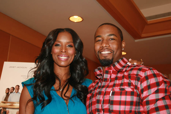 """SNEAK PEEK: TYLER PERRY'S NEW TBS SHOW """"FOR BETTER OR WORSE"""" W/ MOVIE COUPLE MARCUS & ANGELA ..."""