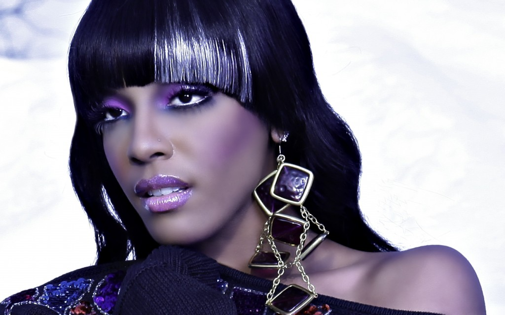 Dawn Richard Singer R&b Singer Dawn Richard