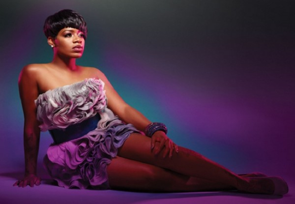 "FANTASIA REVEALS THE TRACK LIST FOR HER UPCOMING NEW ALBUM ""THE SIDE ..."
