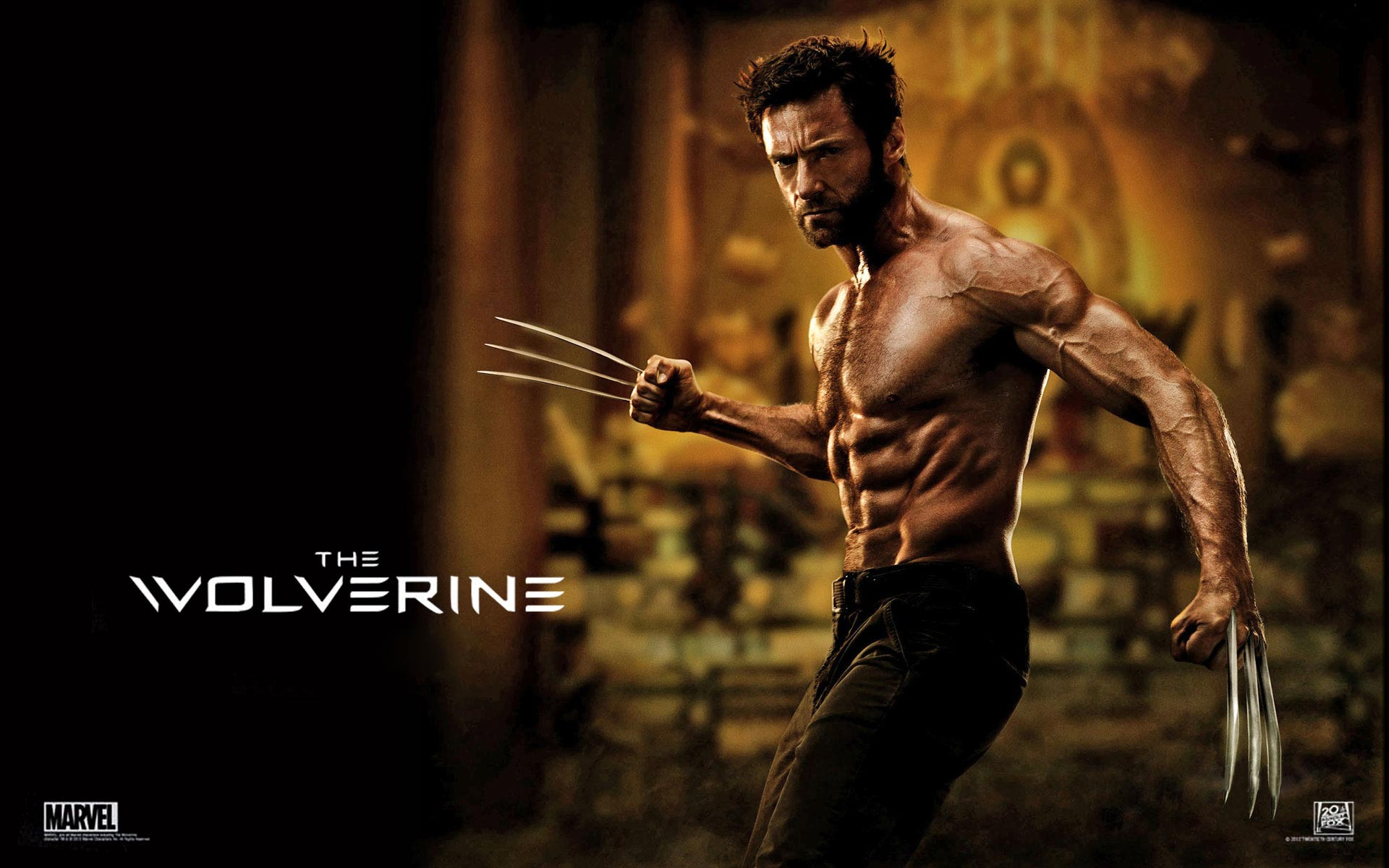 NEW MOVIE TRAILER: MARVEL'S 'THE WOLVERINE' STARRING HUGH ...