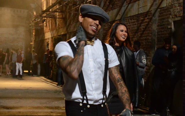 Chris Brown Fine China