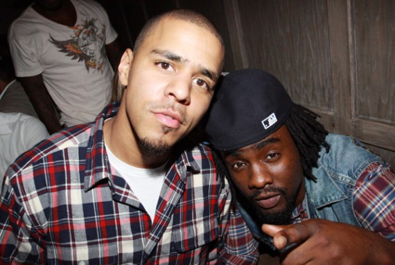 j cole and wale