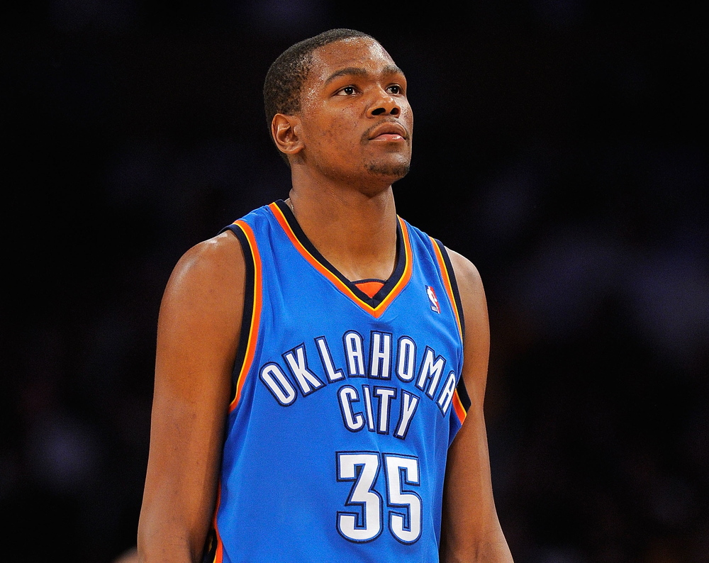 "884d4898aaaa THE STREETS SAY  NBA BALLER KEVIN DURANT WILL SIGN TO JAY-Z s ""ROC ..."