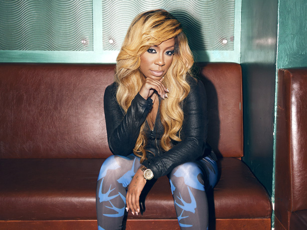K. MICHELLE GET'S RATCHET AND BLAST BACK IN NEW VIDEO 'THE ... K Michelle 2013