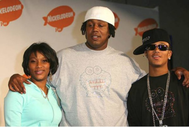 master-p-and-family